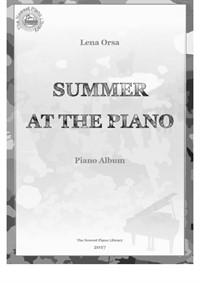 Summer at the Piano – Album