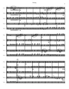 Erlkönig (Forest King), D.328 Op.1: For four or five cellos (cello quartet or quintet) by Franz Schubert