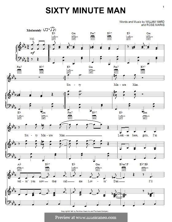 Domino guitar chords