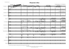 Рапсодия в стиле блюз: For brass ensemble by Джордж Гершвин
