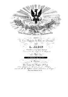 Three String Quartets I: Three String Quartets I by Louis-Emmanuel Jadin