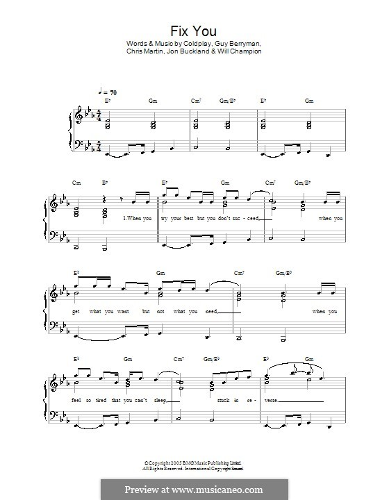 Fancy The Scientist Piano Chords Gallery Beginner Guitar Piano