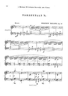 Tarantella No.5, Op.87: Tarantella No.5 by Stephen Heller