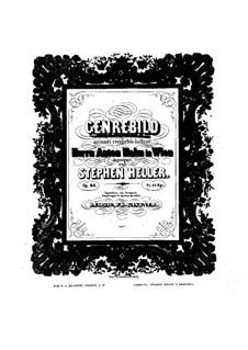 Tableau de genre, Op.94: Tableau de genre by Stephen Heller