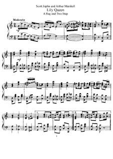 Lily Queen: Lily Queen by Scott Joplin