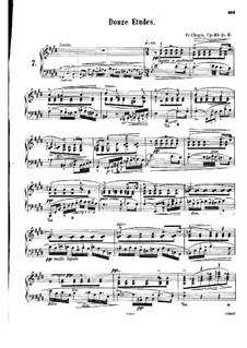 No.7 in C Sharp Minor: For piano by Frédéric Chopin
