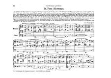 Fest-Hymnus, Op.20: Fest-Hymnus by Karl Piutti