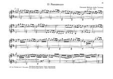Passamezzo: Passamezzo by Giovanni Battista Dalla Gostena