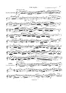 Fantasia Original, Op.1: Fantasia Original by Stanislas Verroust