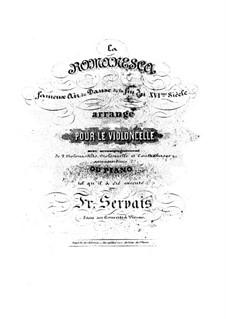 La Romanesca: La Romanesca by Adrien-François Servais