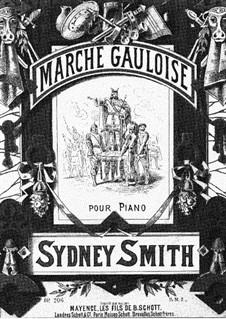 Marche gauloise, Op.206: Marche gauloise by Sydney Smith