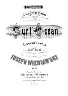 Sur l'Océan, Op.28: Sur l'Océan by Józef Wieniawski