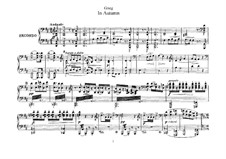 I Høst (In Autumn), Op.11: For piano four hands by Edvard Grieg