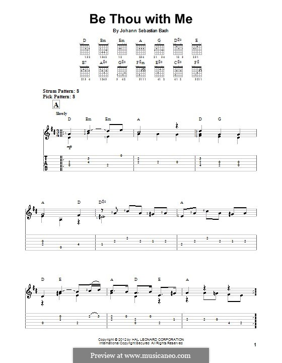 For easy guitar (with tab)