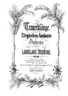 Trauerklänge, Op.36: Trauerklänge by Władysław Żeleński