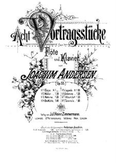 Eight Performer Pieces, Op.55: No.6 Scherzino by Joachim Andersen