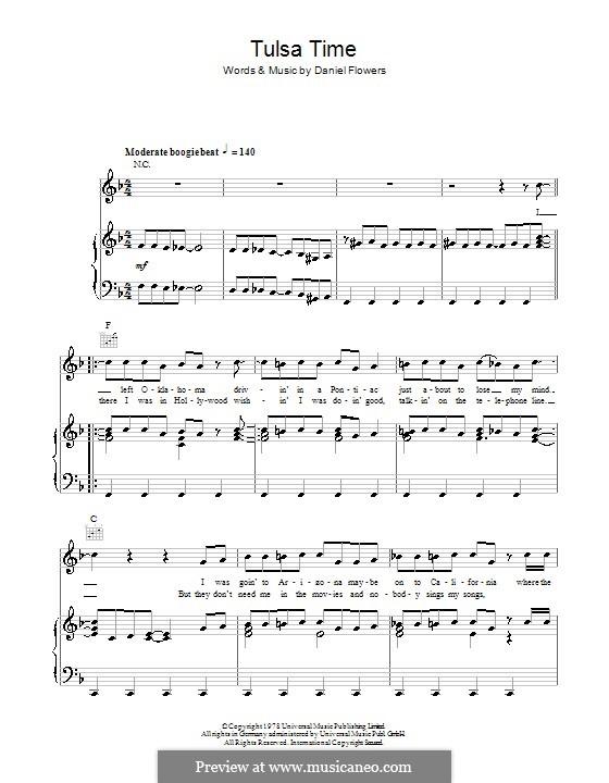 Exelent Tulsa Time Guitar Chords Pictures - Beginner Guitar Piano ...