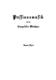 Part II: Complete by Johann Sebastian Bach