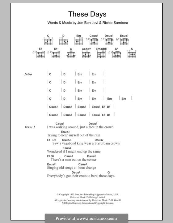 Roulette bon jovi lyrics
