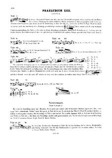 Selected Pieces: Supplement Nos.13-24 by Johann Sebastian Bach