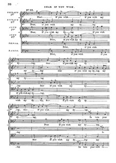 The First Set of English Madrigales: Part  IV, for six voices by Thomas Bateson