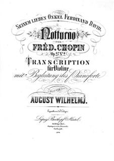 chopin nocturne op 27 no 2 sheet music pdf