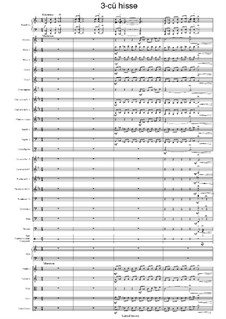 Concert in 3 parts for piano and symphony orchestra: Part III by Kamal Ahmadov