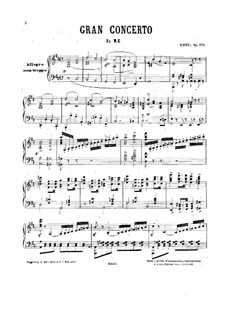 Flute Concerto in D Major, Op.129: Version for flute and piano by Cesare Ciardi