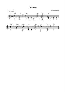 Pavane, Op.16: Pavane by Oleg Kopenkov