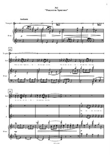 Christmas songs: Book 2 by Mikhail Gogolin