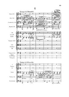 No.4 Sousedská: Full score by Antonín Dvořák