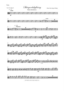Skargardsshyllning: Viola part by Hans-Jürgen Philipp