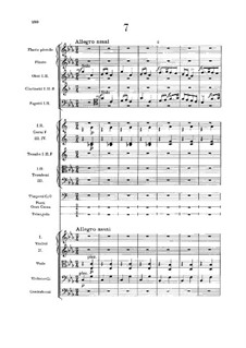 No.7 Skočná: Full score by Antonín Dvořák