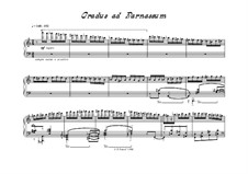 Ghost from the Viennese Forest - 6 comments for piano: Gradus ad Parnassum by Peter Petrof