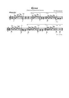 Kueka, Op.18: Kueka by Oleg Kopenkov