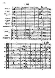 Fragments: Movement III by Ludwig van Beethoven