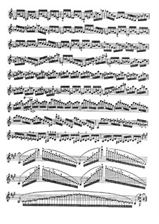 Twenty-Four Caprices, Op.1: Complete set by Niccolò Paganini