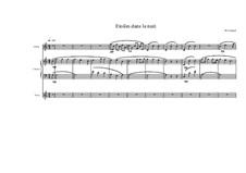Chansons pour les enfants (Nine songs for children): No.8 pour flûte, guitare et célesta, MVWV 416 by Maurice Verheul