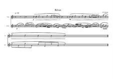 Chansons pour les enfants (Nine songs for children): No.9 pour flûte, et guitare, MVWV 417 by Maurice Verheul