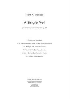 A Singel Veil, Op.16: A Singel Veil by Frank Wallace