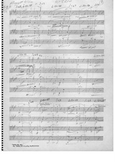 Scherzo in A major: Scherzo in A major by Ilias Chrissochoidis