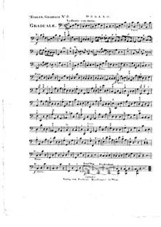 Omnes de Saba venient, HV 40: Organ part by Joseph Eybler