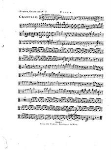 Omnes de Saba venient, HV 40: Viola part by Joseph Eybler