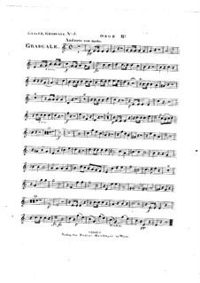 Omnes de Saba venient, HV 40: Oboe II part by Joseph Eybler