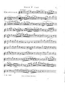 Sperate in Deo, HV 41: Oboe I part by Joseph Eybler