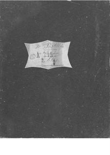 Le postillon de Lonjumeau (The Coachman of Lonjumeau): Viola part by Adolphe Adam