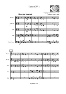 Dance No.1: Dance No.1 by Welligton Sousa