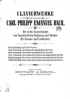 Collection V, Wq 59: Fantasia No.2 in C Major by Carl Philipp Emanuel Bach