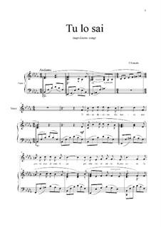 Tu lo sai: In A minor by F. Ferrafo