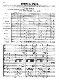 Fragments: Act II by Ludwig van Beethoven